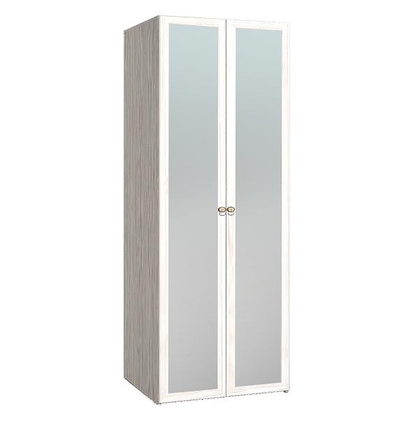 Шкаф для одежды, ФАСАД Зеркало, Бриз 54