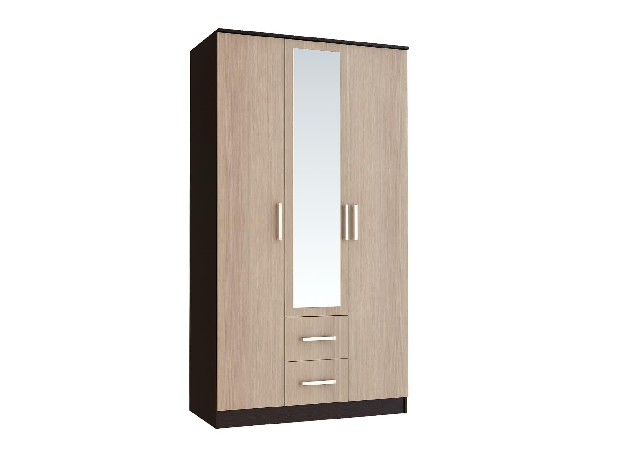 Спальня Фиеста (комплект 1) - фото Шкаф 3-х дверный Фиеста