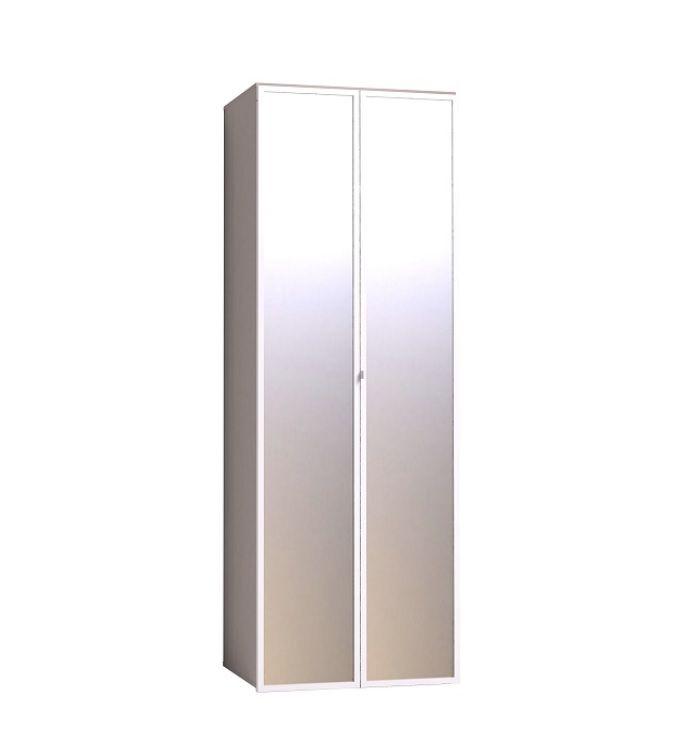 Шкаф для одежды с зеркалами Brownie 54