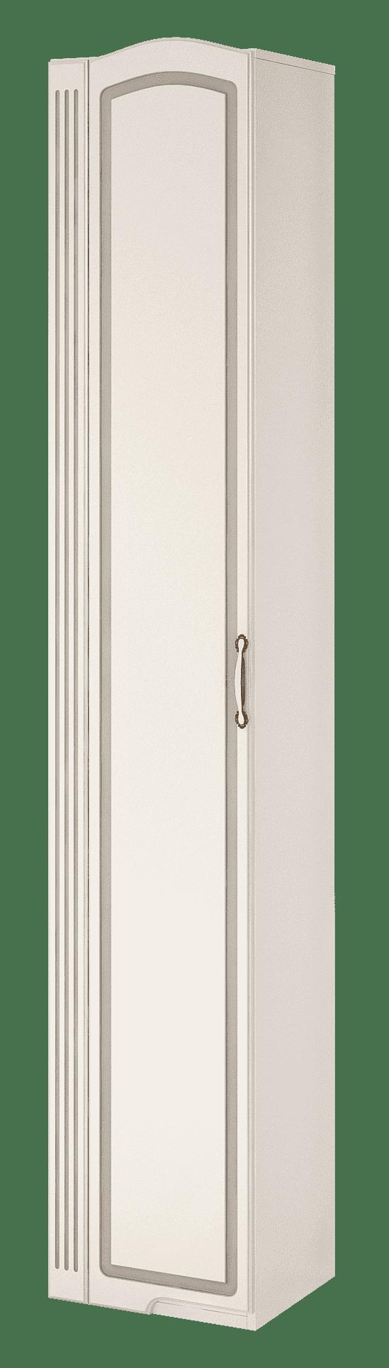 Гостиная Виктория (комплект 3) - фото 17 Шкаф-пенал левый Виктория