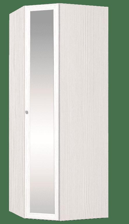 Шкаф угловой Карина 156 (фасад Зеркало)