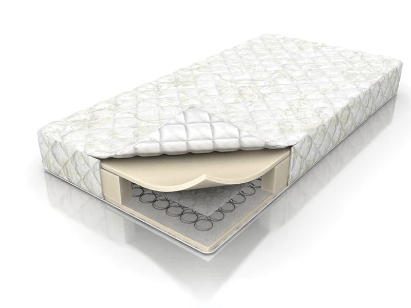 """Спальня Виктория (комплект 2) """"Ижмебель"""" - фото Матрас на 160 Balance Smart (Askona)"""