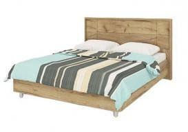 Спальня МК52 (комплект 3) - фото МК 52 модуль 235 (кровать)
