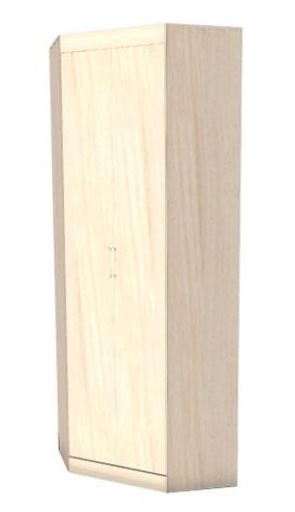 Шкаф угловой без зеркала (боковые стороны одинаковые 360 мм) Ника Мод. Н5