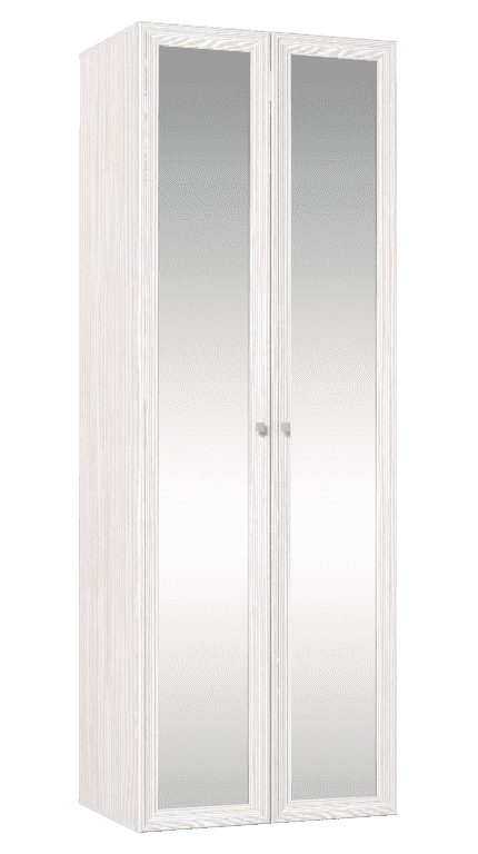 Шкаф для одежды Карина 54 (фасад Зеркало)