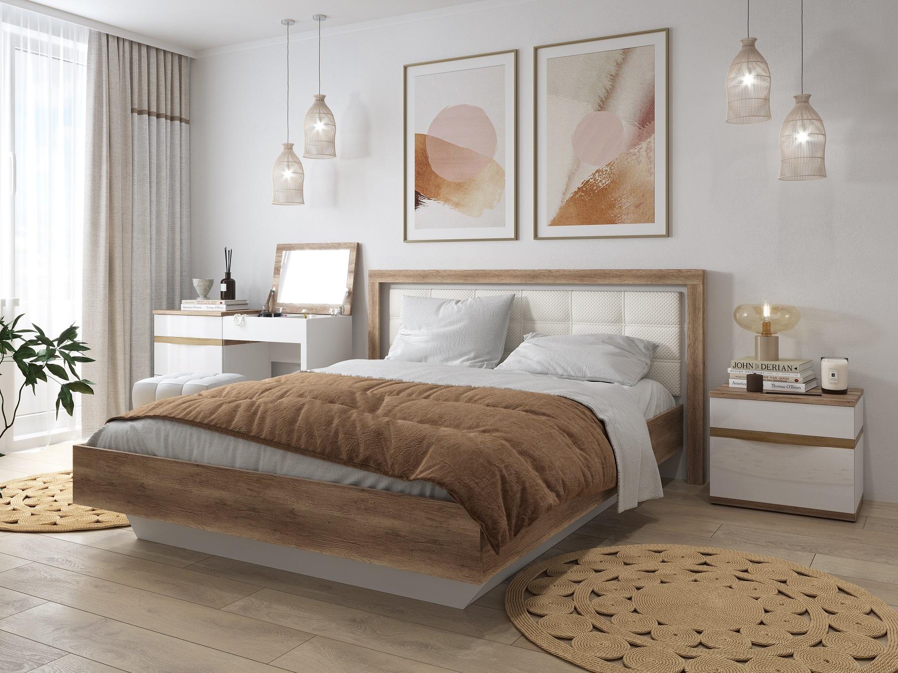 Спальня Николь-Люкс (комплект 3)