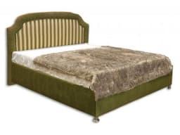 Кровать с мягким изголовьем Элис
