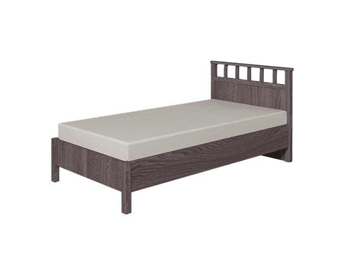 Кровать Sherlock 50 Люкс 90, каркас, Ясень Анкор