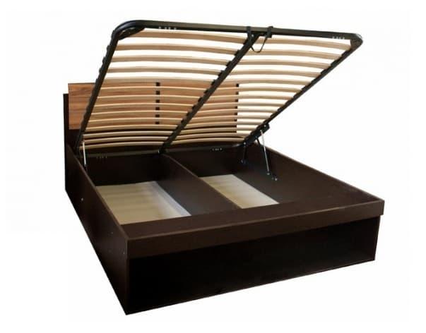 Спальня Hyper (комплект 2) - фото Кровать 2 Hyper 160*200 с подъемным механизмом