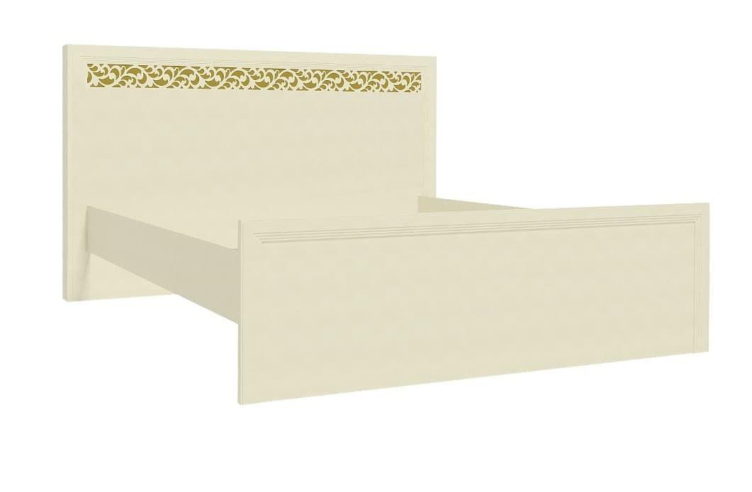 Кровать Ливадия Л8Э 160*200 см (без мягкого элемента) без ортопеда, без матраса