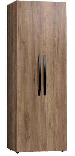 Шкаф для одежды корпус+2 фасада Стандарт Nature 54