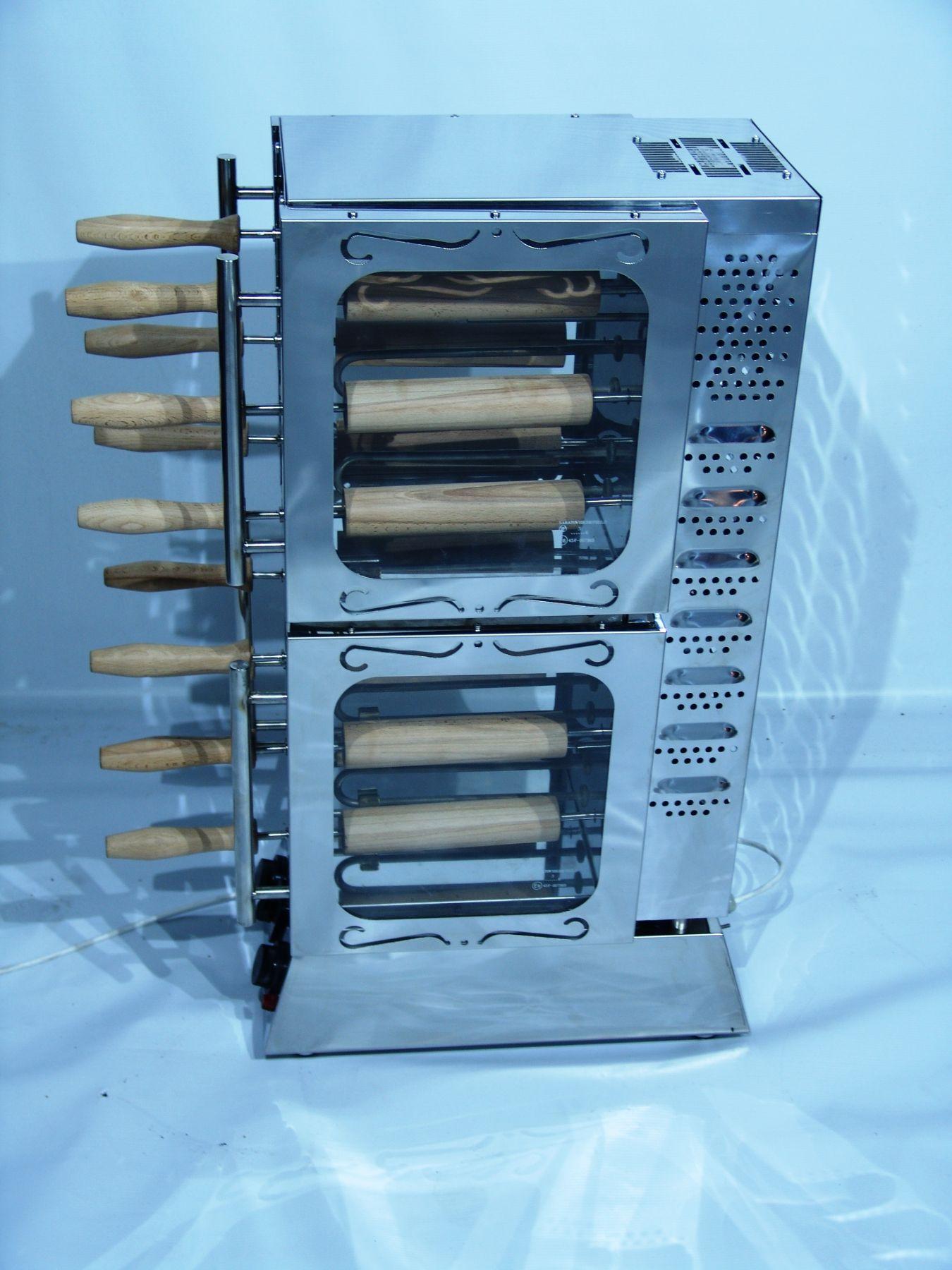 Впервые в России: аппарат для выпекания венгерского калача - фото 1