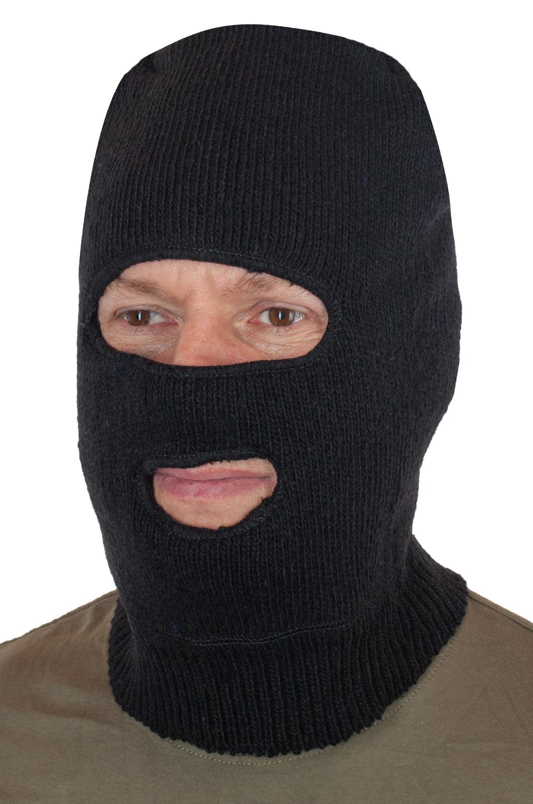Заказать маску Спецназа  (полушерсть, флис) в Военпро