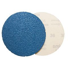 P36 125мм SMIRDEX 335 Zirc Абразивный круг без отверстий