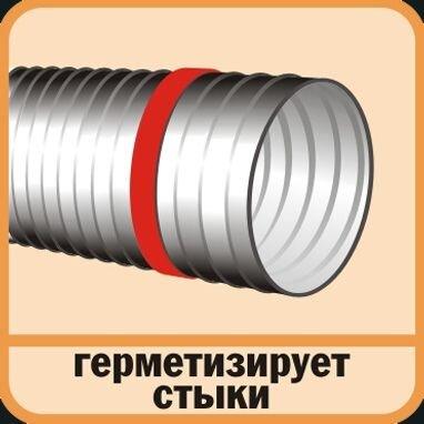 Алюминиевая лента Aviora, рулон 50мм*50 м - фото pic_d464a5175919ffd_700x3000_1.jpg
