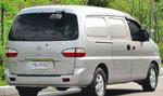 История Хёндай Старекс - фото H-1 фургон