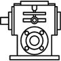 Автоматический пеллетно-угольный котел Galmet TRIO 75 кВт - фото Chervjachnyj-reduktor.jpg