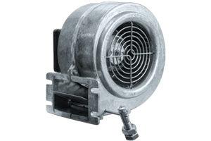 Автоматический угольный котел Galmet DUO 30 кВт - фото Ventiljator-1-300x200.jpg