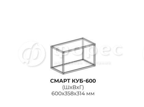 Смарт-куб 600