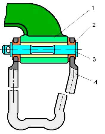 Головка тяги тормозной рычажной передачи вагонов 5722-07.03.03.002-ПФ1 - фото tormoza_35_4.jpg