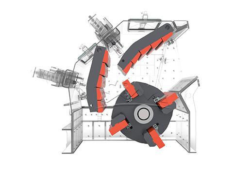 Роторная дробилка серии CI5X - фото 1