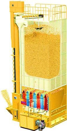 Зерносушилка (16 т/ч) - фото 1