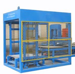 Кирпичный завод QTY10-15 - фото машина дляукладки готовой продукции