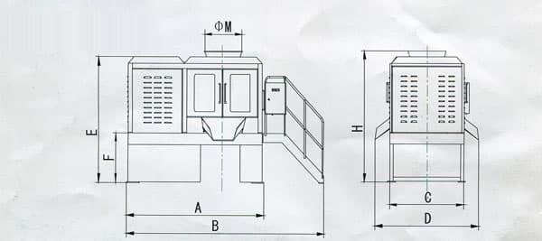 Мини-завод по производству комбикорма 9EYK - фото 1