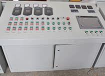 Асфальтобетонный завод DHB-60 барабанного типа (60 т/ч) - фото панель управления