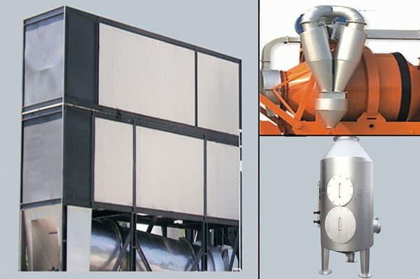 Мобильные асфальтобетонные заводы SLB (8-30 т/ч) - фото 4