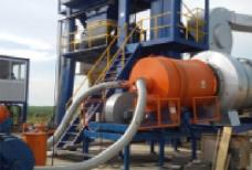 Асфальтобетонный завод DHB-60 барабанного типа (60 т/ч) - фото 1
