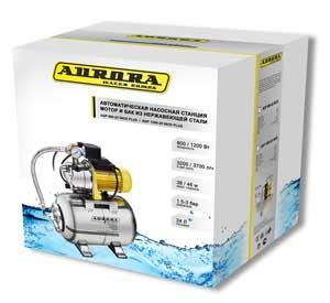 Aurora AGP 800-25 INOX PLUS Насосная станция - фото 2