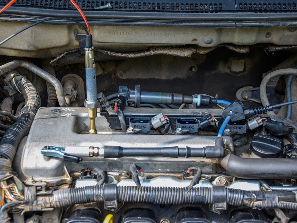 Датчик давления в цилиндре Px 8 БАР для Autoscope IV - фото Датчик давления в цилиндре Px 8 БАР для Autoscope IV