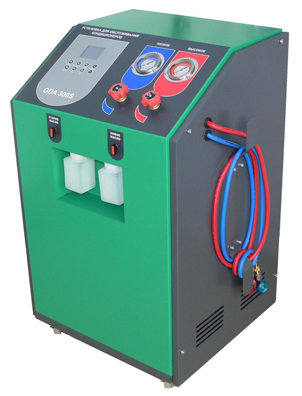 ODA 300S Полуавтоматическая станция для заправка кондиционеров