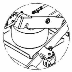 Подъемник ножничный AE 100.1 Astra Minilift мобильный пневматический 2.5т (Испания) - фото 2-_1_.png