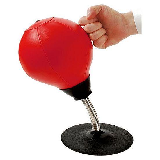 Настольная боксерская груша для снятия стрессов - фото Desktop Punching Bag