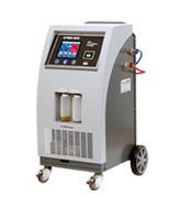 AC7500S GrunBaum Станция для заправки автокондиционеров с технологией безразборной промывки SMART FLUSHING - фото ac7500s_c1.jpg