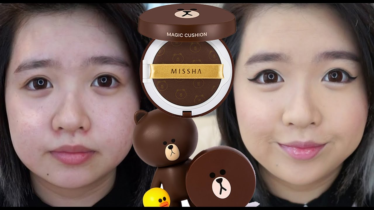 ÐаÑÑинки по запÑоÑÑ missha magic cushion