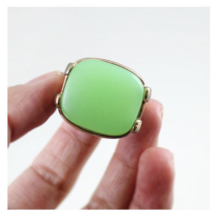 Кольцо коктейльное. крупный перстень - фото 5