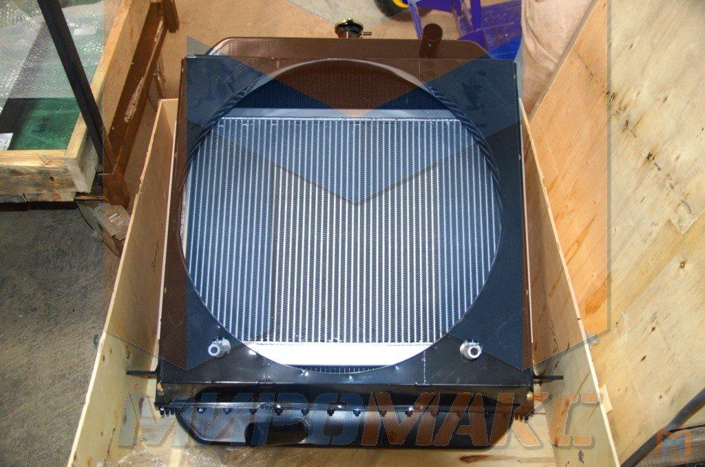 LW330F.1.3, Радиатор Yuchai YC6B125 c маслоохлодителем