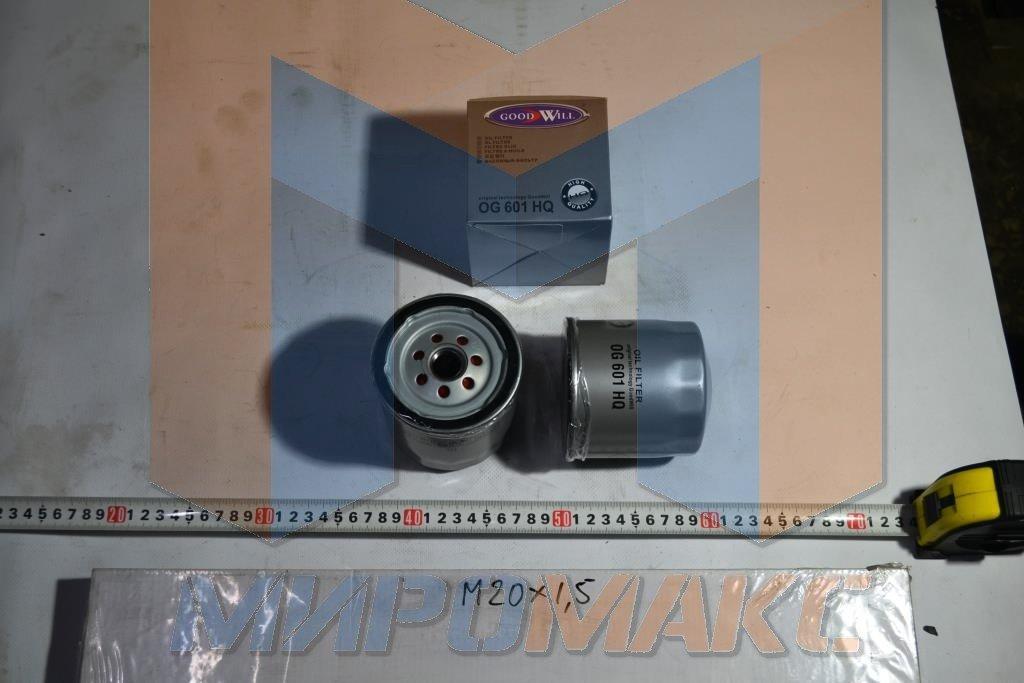 OG601HQ, Фильтр масляный