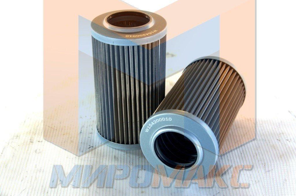 ZL40A.3.200A, Фильтр КПП ZL40/50 (отверстие 45 мм, (78*45*132)