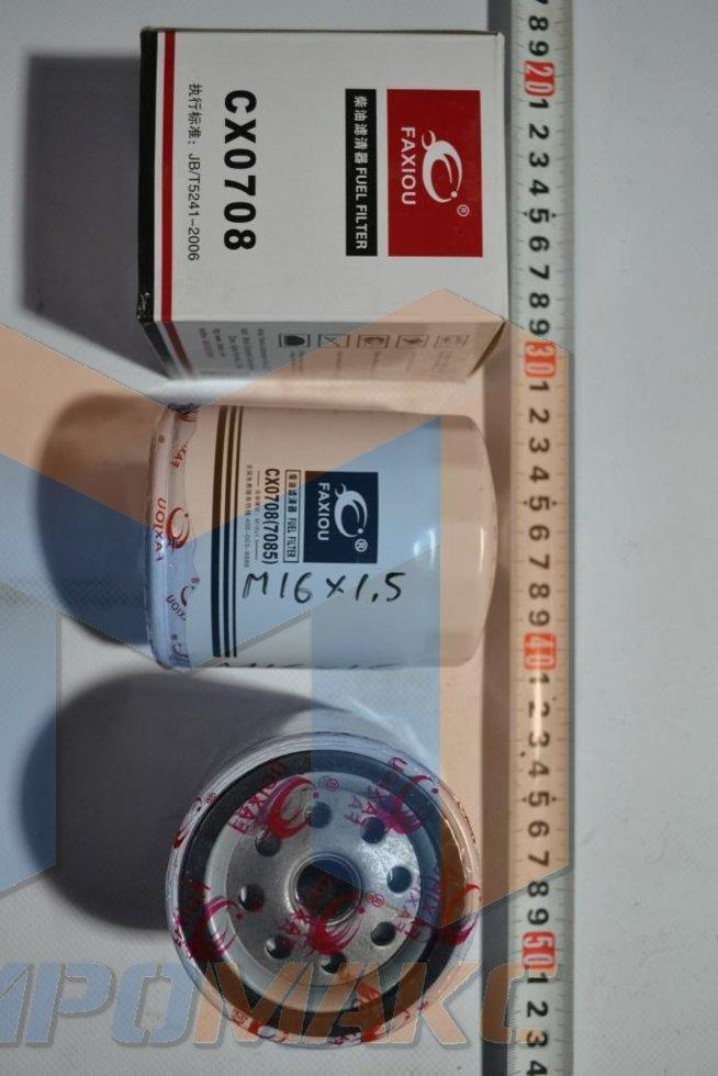 490B-24000, Фильтр топливный (оригинальный) XINCHAI