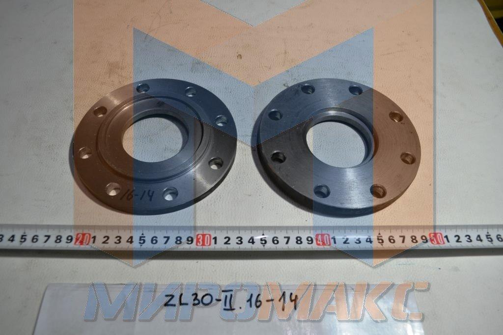 ZL30-II.16-14, Фланец верхний подшипника сочленения YTO ZL30-II