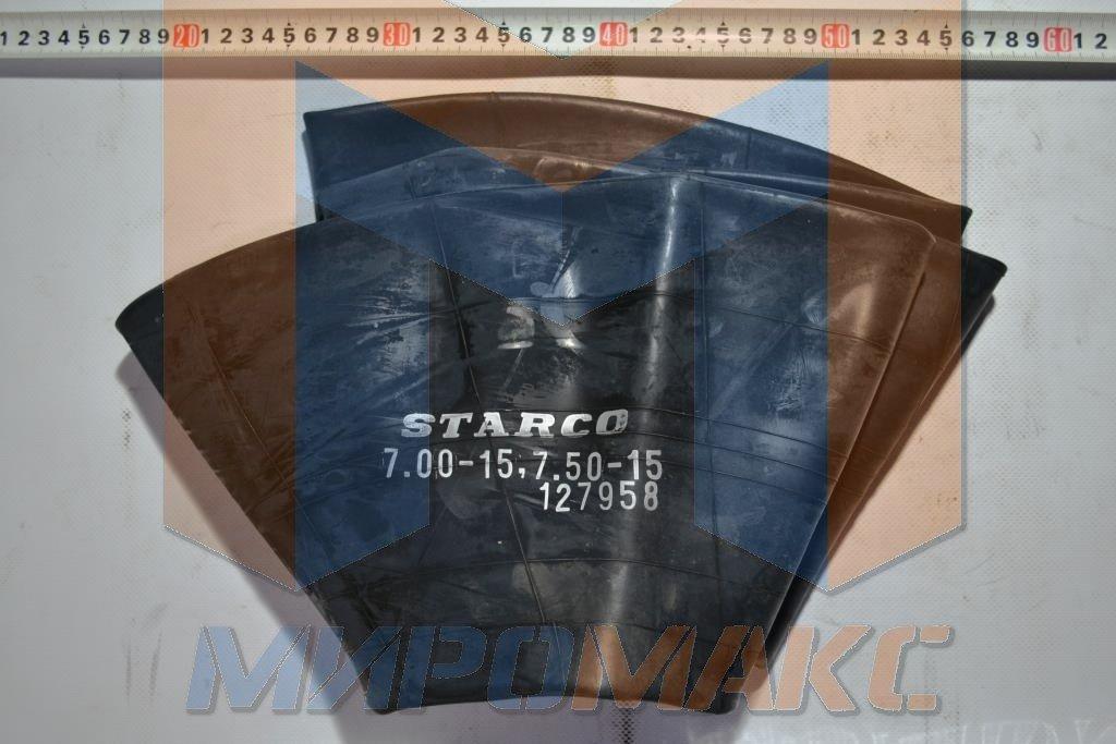 Камера пневматическая 7. 00 - 15/7. 50 - 15/205/70 - 15 TR75A