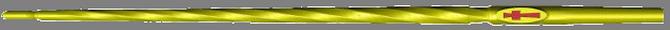 Алюминиевая форма для литья праздничных иерусалимских свечей №10 на 12 места (Класс 3-й) - фото 2