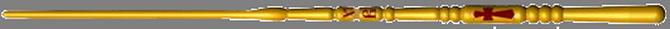 Алюминиевая форма для литья праздничных иерусалимских свечей №10 на 22 места (Класс 2-й) - фото 2
