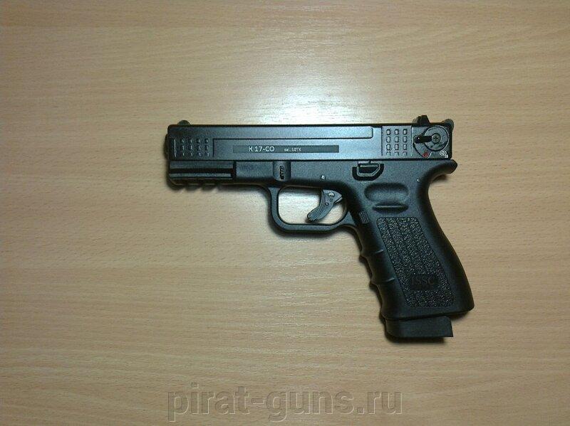 Охолощенный пистолет Glock К17 CO калибр 10ТК - фото https://images.satom.ru/i3/firms/28/104/104497/oholoshchennyy-pistolet-glock-k17-co-kalibr-10tk_90dc2dcc0d3f923_800x600_1.jpg
