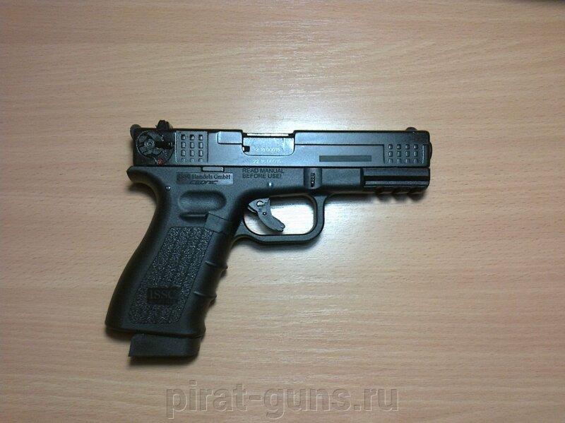 Охолощенный пистолет Glock К17 CO калибр 10ТК - фото oholoshchennyy-pistolet-glock-k17-co-kalibr-10tk_a097c48b67ed20c_800x600_1.jpg