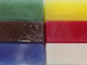 Цветной парафин для свечей №4 Серый -упаковка 18 кг - фото 4284887673.jpg